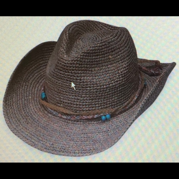 757967c54 Women's Catalina Cowboy hat by Wallaroo NWT